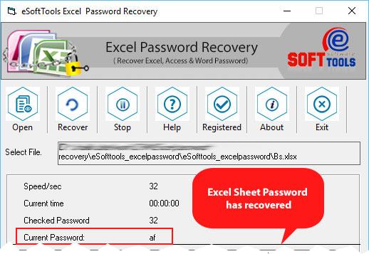 how to crack excel password without any software