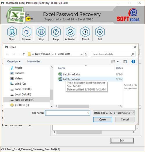 microsoft excel 2013 password cracker